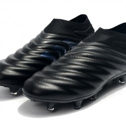 Adidas Copa 19 FG Black Football Boots
