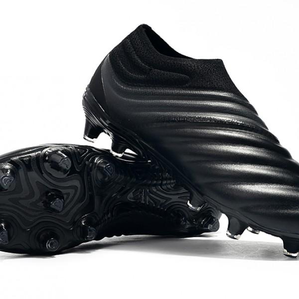 Adidas Copa 19 FG Black Football Boots