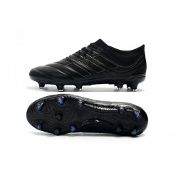 Adidas Copa 19.1 FG Deep Black Blue Football Boots