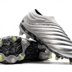 Adidas Copa 20 FG Silver Football Boots