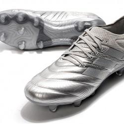 Adidas Copa 20.1 FG Silver Football Boots