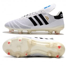 Adidas Copa 70Y FG Black White  Low Football Boots