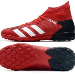 Adidas Predator 20.3 TF High Red White Black Football Boots