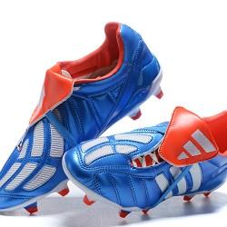 Adidas Predator Mania FG Orange Grey Blue Football Boots