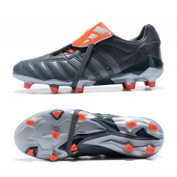 Adidas Predator Mania FG Orange Grey Football Boots