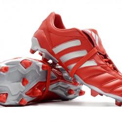 Adidas Predator Mania FG Red Silver Football Boots