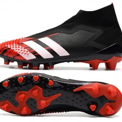 Adidas Predator Mutator 20 AG High Black Red White Football Boots