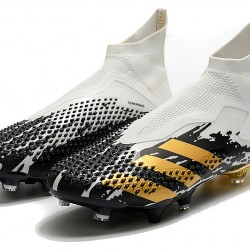 Adidas Predator Mutator 20 FG High Black Gold White Football Boots