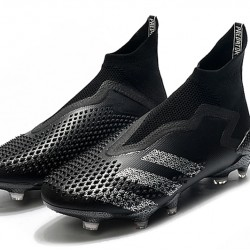 Adidas Predator Mutator 20 FG High Black Grey Football Boots