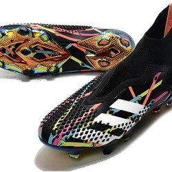 Adidas Predator Mutator 20 FG High Black White Multi Football Boots