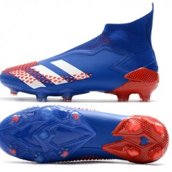 Adidas Predator Mutator 20 FG High Blue White Red Football Boots