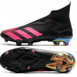 Adidas Predator Mutator 20 FG High Purple Black Football Boots