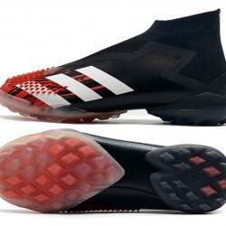 Adidas Predator Mutator 20 TF Black Red White Football Boots