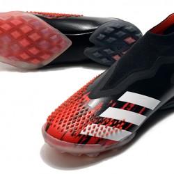 Adidas Predator Mutator 20 TF Black Red White Football Boots