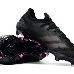 Adidas Predator Mutator 20.1 FG Black Purple Football Boots