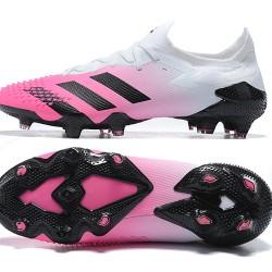 Adidas Predator Mutator 20.1 FG High Peach Black White Football Boots