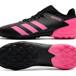 Adidas Predator Mutator 20.1 FG Low Black Pink Football Boots