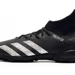 Adidas Predator Mutator 20.3 TF High Black Pink Football Boots