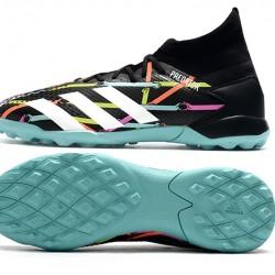 Adidas Predator Mutator 20.3 TF High Black White Multi Football Boots