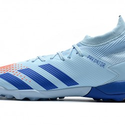 Adidas Predator Mutator 20.3 TF High Ltblue Blue Football Boots
