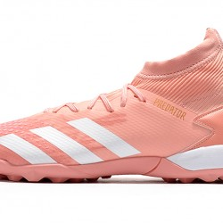 Adidas Predator Mutator 20.3 TF High Pink White Football Boots