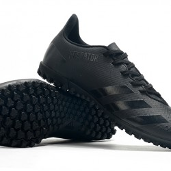 Adidas Predator Mutator 20.4 TF Low All Black Football Boots