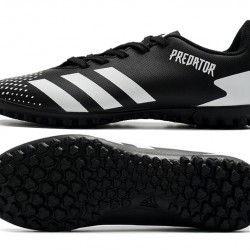 Adidas Predator Mutator 20.4 TF Low Black White Football Boots