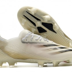 Adidas X Ghosted 1 FG Beige Black Football Boots