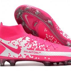 Nike Phantom GT Elite Dynamic Fit FG 39 45 High Puprle White Football Boots