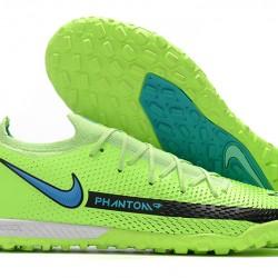 Nike Phantom GT Elite FG 39 45 Green Black Low Football Boots