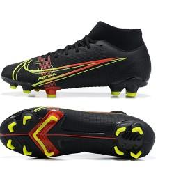 Nike Superfly 8 Academy FG 39 45 Black Yellow