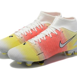 Nike Superfly 8 Academy FG 39 45 Red Yellow White