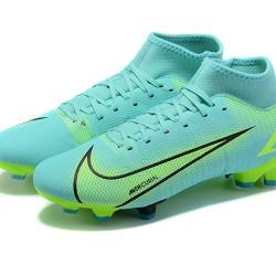 Nike Superfly 8 Academy FG39 45 Blue Gree Football Boots