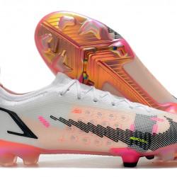 Nike Superfly 8 Elite FG 35 45 White Blue Football Boots