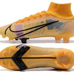 Nike Superfly 8 Elite FG 39 45 Orane Blue Football Boots