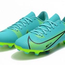 Nike Vapor 14 Academy FG Blue Black Green 39 45
