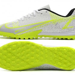 Nike Vapor 14 Academy TF 39 45 White Yellow Black Low Football Boots