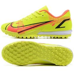 Nike Vapor 14 Academy TF 39 45 Yellow Orange Low Football Boots