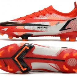 Nike Vapor 14 Elite CR7 FG 35 45 Red Black White Football Boots