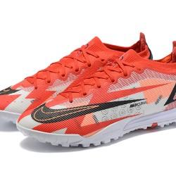 Nike Vapor 14 Elite TF 39 45 Red White Black Low Football Boots
