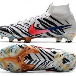 Nike Mercurial Superfly 7 Elite Korea FG Black White Red Football Boots