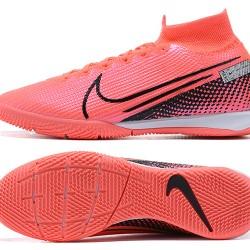 Nike Mercurial Superfly 7 Elite MDS IC Pink Black Football Boots