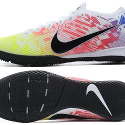 Nike Mercurial Vapor 13 Elite IC Green Black Blue White Football Boots