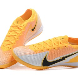 Nike Mercurial Vapor 13 Elite IC Orange Grey Black Football Boots