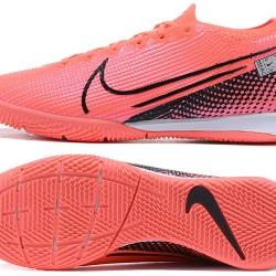 Nike Mercurial Vapor 13 Elite IC Peach Black Football Boots