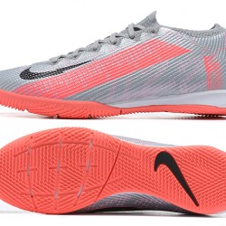 Nike Mercurial Vapor 13 Elite IC Silver Black Peach Football Boots