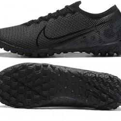 Nike Vapor 13 Elite TF All Black Football Boots