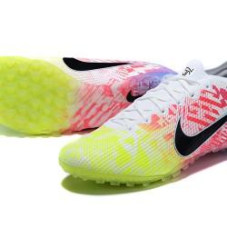 Nike Vapor 13 Elite TF Black Green Red Blue White Football Boots