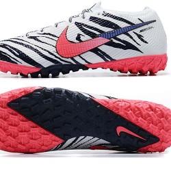Nike Vapor 13 Elite TF Black White Peach Football Boots