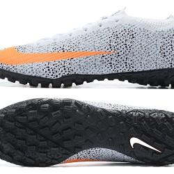 Nike Vapor 13 Elite TF Orange Grey Black Football Boots